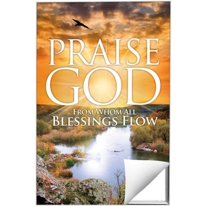 Blessings Flow Wall Art