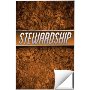 You Belong Stewardship 24 x 36 Quick Change Art