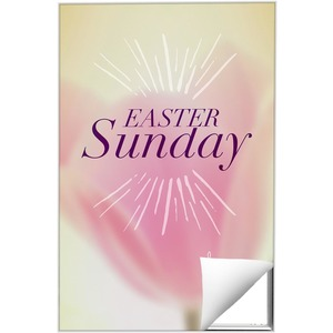 Traditions Easter Sunday 24 x 36 Quick Change Art