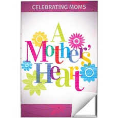A Mothers Heart Wall Art