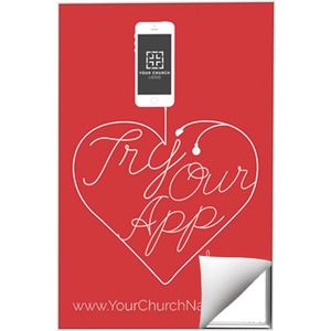 Church App Wall Art
