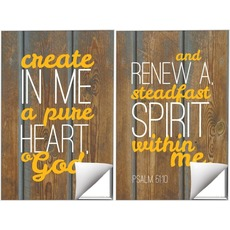 Create In Me Wall Art