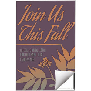 Join Us Fall Wall Art
