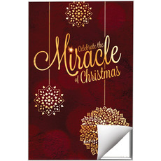 Celebrate the Miracle Wall Art