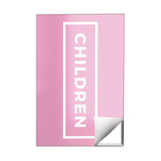 Shimmer Children Wall Art
