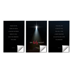 Oh Holy Night Wall Art
