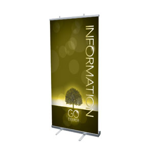 Deeper Roots Information Banners