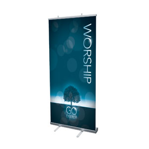 Deeper Roots Worship Vertical Banners