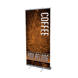You Belong Coffee Banners