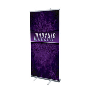 You Belong Worship Horizontal Banners
