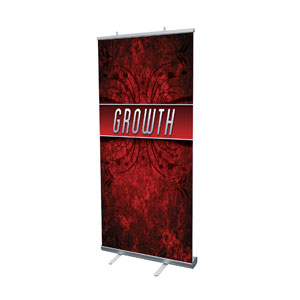 "You Belong Growth 4' x 6'7"" Vinyl Banner"