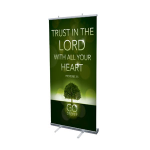 Deeper Roots Prov 3:5 Banners