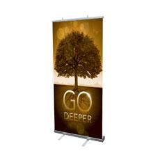 Fall Deeper Roots Banner