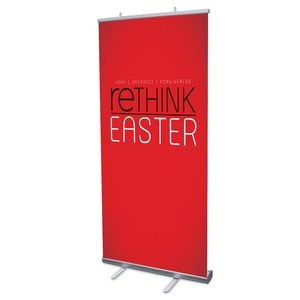 Rethink Easter Banners
