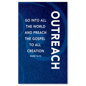 Flourish Outreach Banners