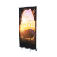 Alive Sunrise Tomb Banner