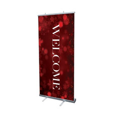 Peace Be With You Red Welcome