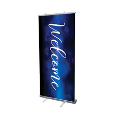 Celebrate Christmas Blue Sparkle Welcome