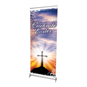 Sunrise Cross Banners