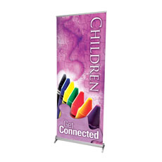 Get Connected -  Children Banner