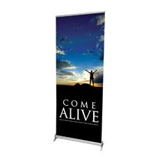 Come Alive Banner