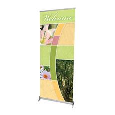 Easter Trees Banner