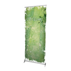 Vintage Green Banner