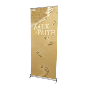 Footsteps Summer Banners