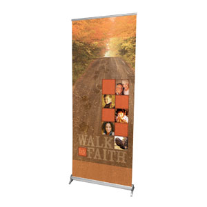 Footsteps Fall Banners