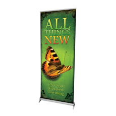 All Things New Banner