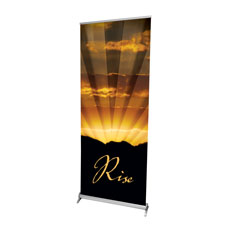 Rise Banner