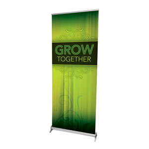 "Together Grow 2'7"" x 6'7""  Vinyl Banner"