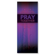 Together Pray Banner