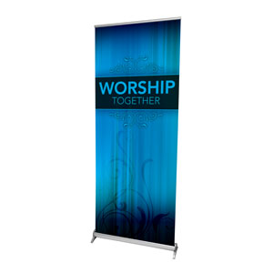 Together Worship Banners