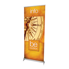 Be the Church Info Banner