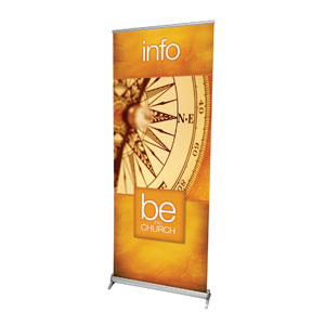 Be the Church Info Banners