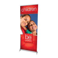 Be the Church Children Banner