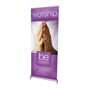Be the Church Worship Banners