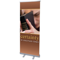 Certainty Banner