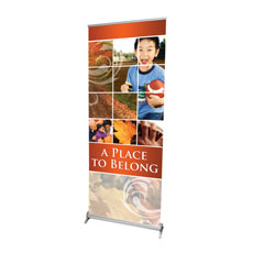 Fall Church Banners