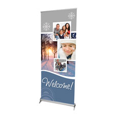 Winter Path Banner