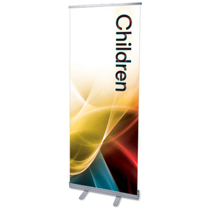 Swirls Children Banners
