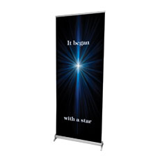 Began with a Star Banner