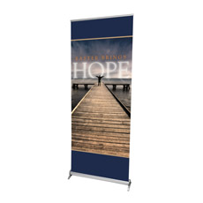 Easter Hope lake Banner