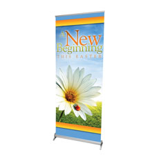 Easter New Beginnings Banner