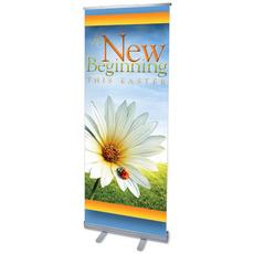 Easter New Beginnings Banner