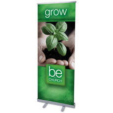 Be the Church Grow Banner