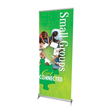 You're Connected Small Groups Banner