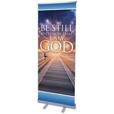 Be Still Banner