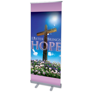 Hope Flowers Banners